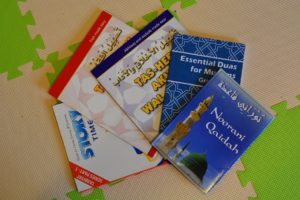 5_few_islamic_books