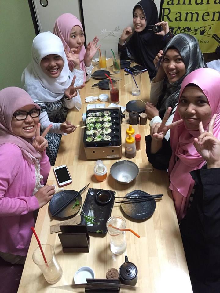 日本食レストラン祭(関西ムスリムインバウンド推進協議会)